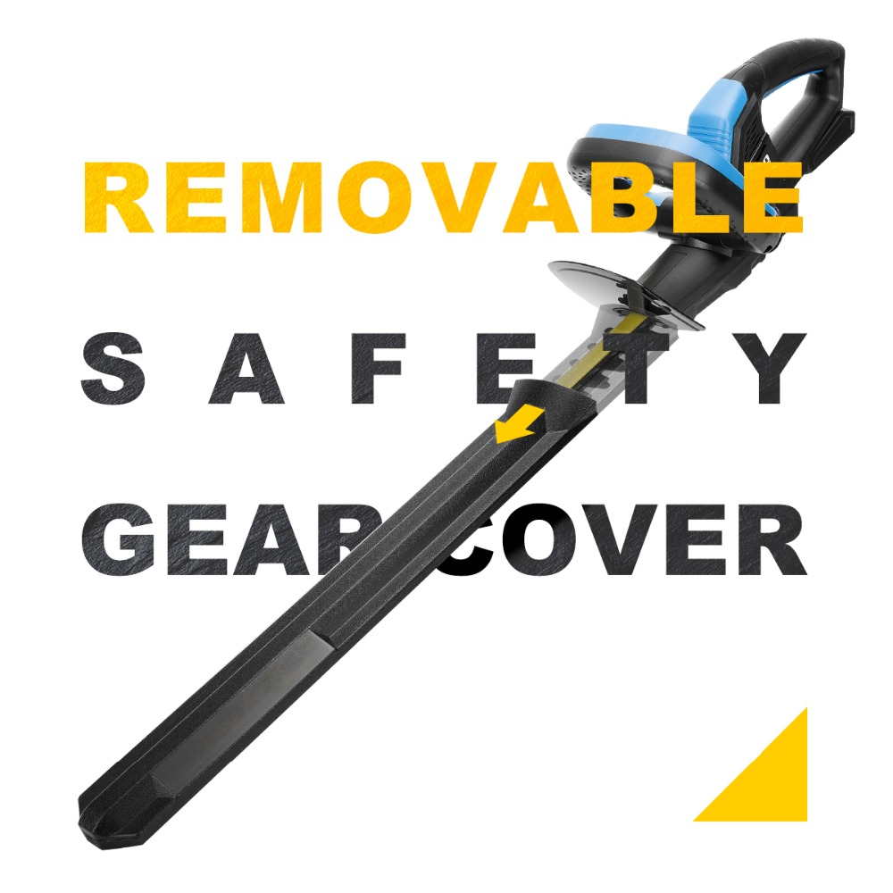 Removable Safety Gear Cover