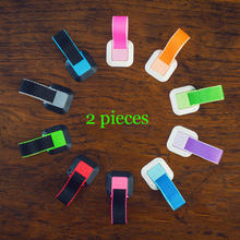 2pcs Universal Finger Ring Holder Weaving Cloth Mobile Phone Lazy Grip Popular Stand Smartphone Gift