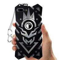 Simon Thor IRON MAN Tough Armor Metal Aluminum Phone Case For IPhone 7 Case Iphone 6