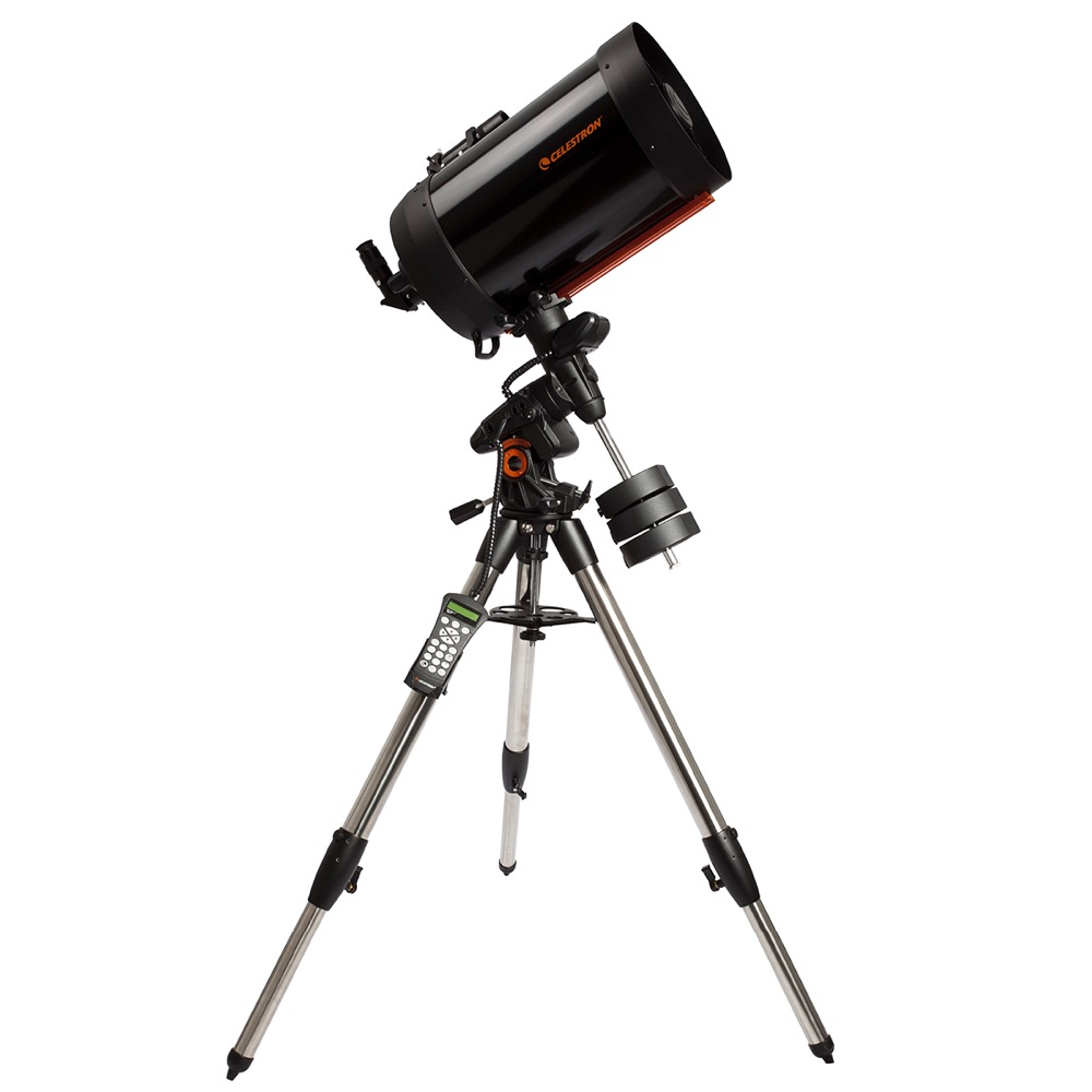 Celestron Astronomical Telescope Advanced VX 11 Schmidt Cassegrain 280mm f 10 SCT Computerised GoTo with StarBright