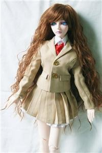 цены  [wamami] 300# Dress/Shirt/Suit 1/4 MSD DZ DOD BJD Dollfie