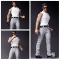 "VIMI Studio 1/6 Male Action figure Clothing White Casual Vest Pants Suit For 12"" PHICEN M30 M31 Figure Model Toys Clothes Gifts"