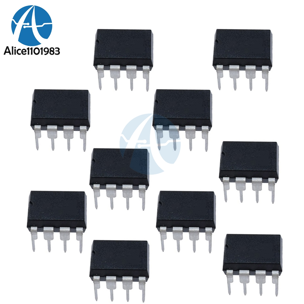 5PCS <font><b>OPA2134</b></font> OPA2134PA High Performance Audio Operational Amplifiers DIP8 DIP-8 DIP 8 8DIP IC Chip image