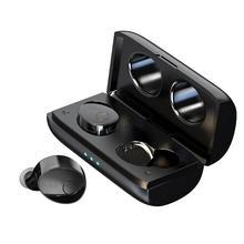 T11 TWS True Wireless Earphone Bluetooth 5.0 Earphones Sports Waterproof Earbuds Stereo HIFI Noise Reduction Headsets For Phone t11 tws true wireless bluetooth 5 0 earphone sports waterproof headset long standby bass stereo hifi noise reduction earbuds