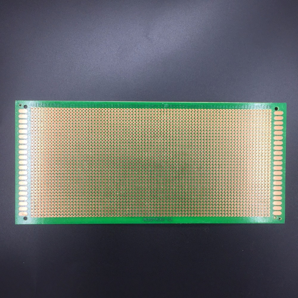 Glass Pcb Mini Prototype Printed Circuit Board Breadboard Free Shipping Single Side Fiber Universal Test Diy Study