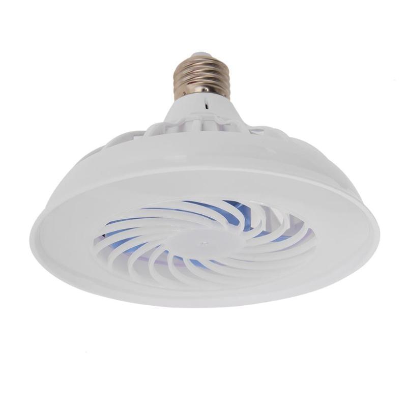 Mini E27 Fan Light Table Lamp Bedroom Bedside Night Lights Home Lighting
