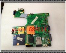 original for Toshiba Satellite A105 System Motherboard V00068120 1310A2041302 GLP 100% Test ok