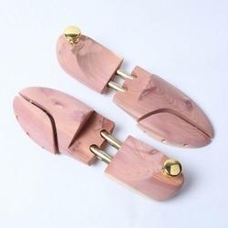 Nowe wysokiej jakości drewniane do butów nosze  naturalny cedr z nowej zelandii przywozu  funkcja odwaniania jest drewno Craft W010 w Figurki i miniatury od Dom i ogród na
