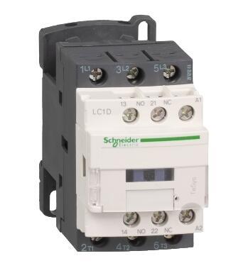 Contactor 3P LC1D0901 LC1D0901B7 Replace With LC1D09B7C 9 A - 24 V - 50/60Hz