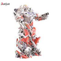 Hot SH002 3D Puzzle Paper Aircraft Carrier King Kong jigsaw puzzle toys for children diy handmade Paper jigsaw puzzles