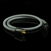 XLO Power Line Audio US Power Cord Cable HIFI Audiophile Power Cable