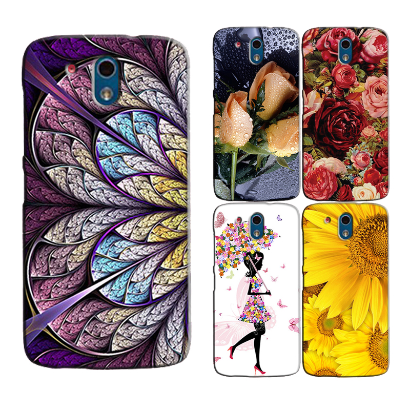 for HTC Desire 526 326 dual sim 326G 526G Original Print Phone Case Hard Plastic Back Cover Bags Cases Capa New Fashion