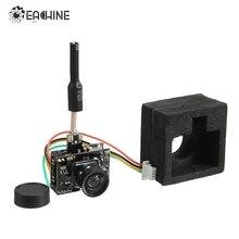 Eachine TX05 0,01/5/25/50/100/250 мВт переключаемый w/OSD AIO 5,8G 72CH VTX 600TVL NTSC Мини FPV Камера для дрона с дистанционным управлением