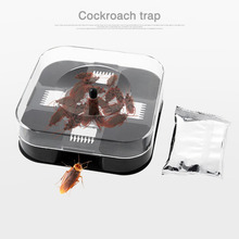 Cockroach Trap Fifth Upgrade Safe Efficient Anti Cockroaches Catcher Killer Plus Large Repeller No Pollution For Home