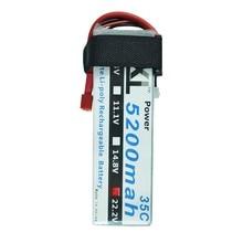 XXL RC Batterie 22.2 V 5200 mah 6 S 35C MAX 70C RC Toys et passe-temps Pour 90 MM F-15 Hélicoptères RC Modèles akku Li-polymère Batterie