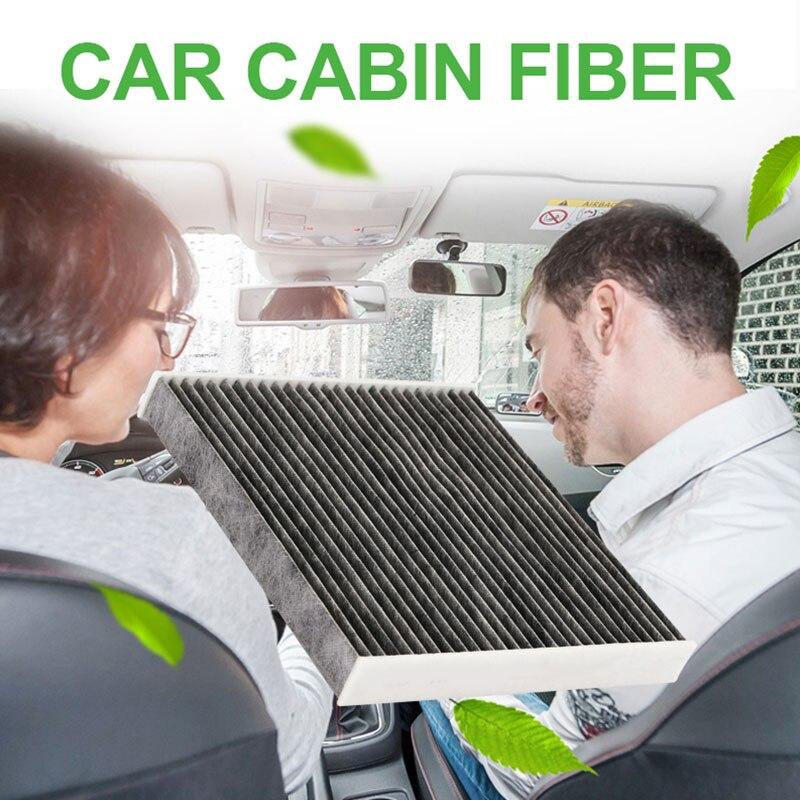 Активированный уголь 80292-SDG-W01 воздушный фильтр салона автомобиля волокно прочный воздушный фильтр очиститель элементов