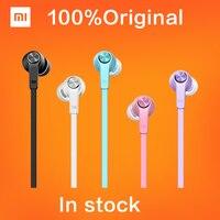 100 Original Xiaomi Earphone Headphone Piston 3 Simple Edition Colorful Headsets With Mic