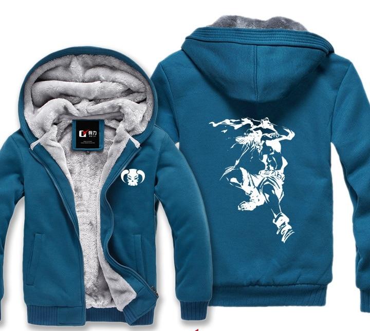 Зимние толстовки Мужская одежда уличная модная мужская толстовка теплая флисовая куртка с капюшоном Sudadera Hombre пальто 173511 - 5