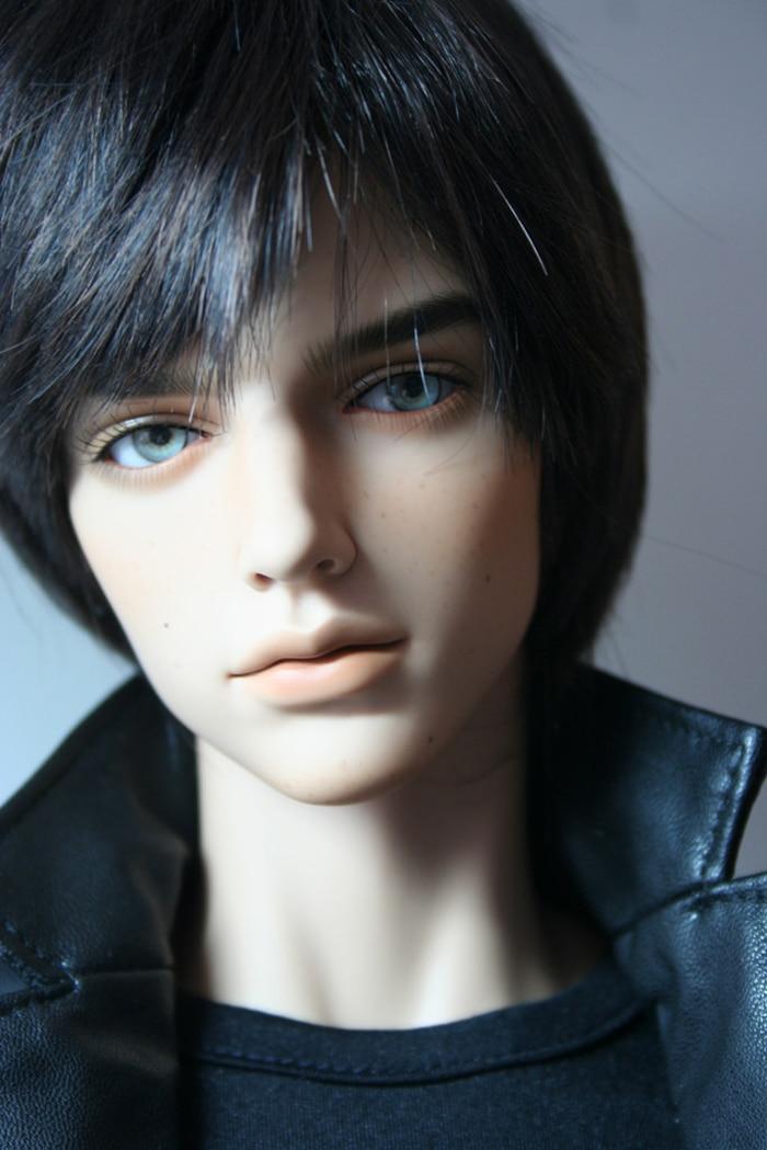 BJD 1/3 وسيم الذكور عيدان دمية شحن عيون جديد الجسم حجم 1/3 الأزياء bjd على المبيعات-في الدمى من الألعاب والهوايات على  مجموعة 1