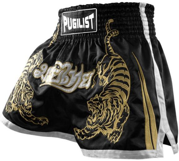 PUGILIST MMA short BOXING TIGER MUAY THAI SHORTS FIGHT SHORTS BJJ BOXING TRUNKS цена