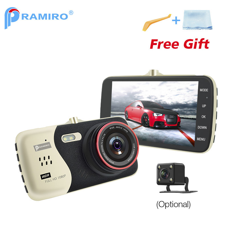 Original 4 0 Inch IPS Screen Car DVR Novatek NTK96658 Car font b Camera b font