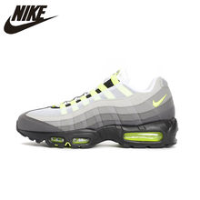 NIKE Air Max 95 OG Original Mens Running Shoes Mesh Breathable Stability Support Sports Sneakers For Men Shoes(China)