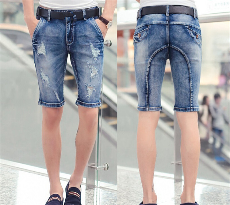 ripped shorts mens tulips clothing
