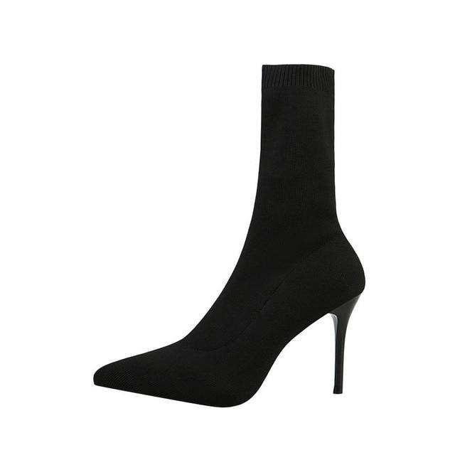 Women Stiletto Heels Boots 2020 3