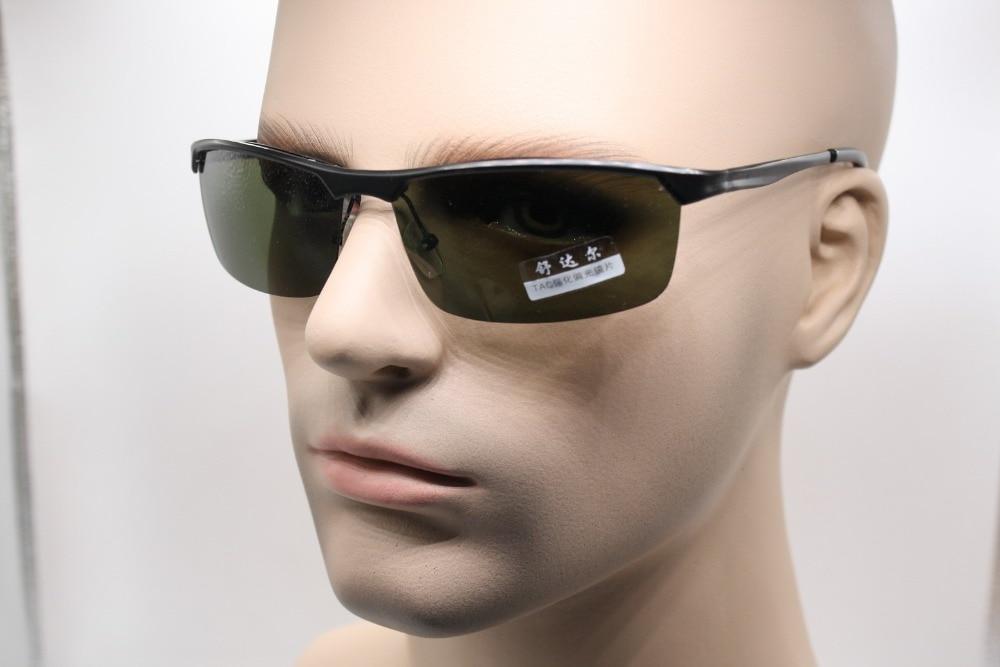 GENUINE Brand Warrior Eyebrow Frames Polarized sun...