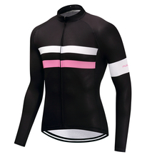 2019 Team FUALRNY Long sleeve Ropa Ciclismo Cycling Jersey 100% Polyester/Autumn Bicycle/Bike Clothes For Man Chest fluorescence
