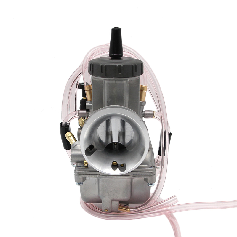 ZS MOTOS 34 36 38 40 mm PWK KEIHIN Motorcycle Carburetor Carburador - მოტოციკლეტის ნაწილები და აქსესუარები - ფოტო 4