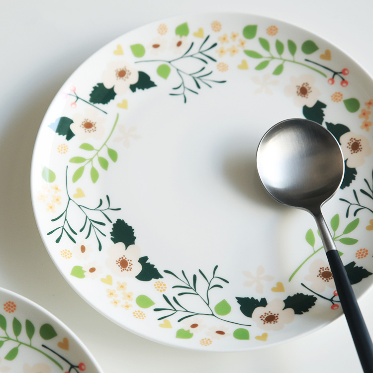 Bone China Dishes Plates Decorative