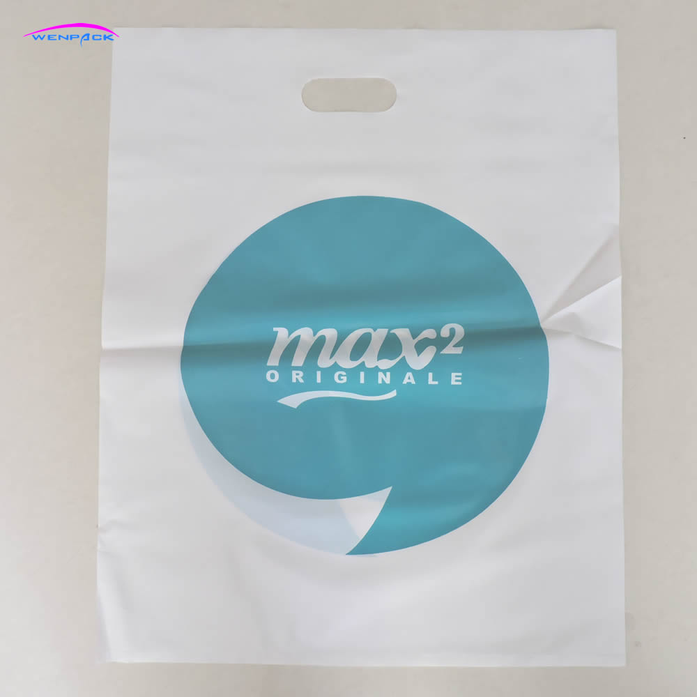 Aliexpress 40x50cm Custom Print Logo Gift Plastic Packaging Bag For Fashion And Ping 200pcs From Reliable Suppliers On Wenpack