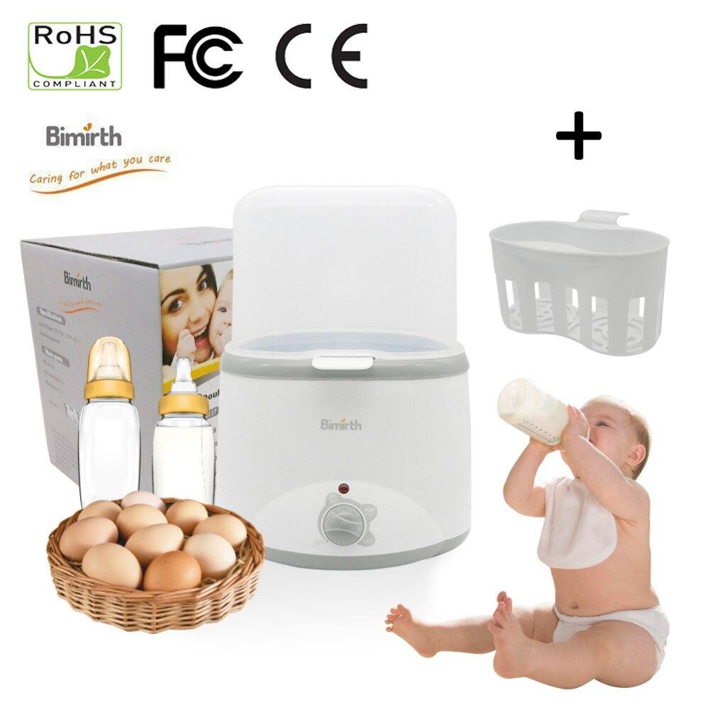 New Bottle Milk Warmer Steam Sterilizer 3-in-1 Baby Bottle Warmer Baby Food Heater for Breast Milk drop shipping gl baby milk bottle warmer