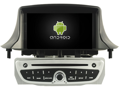 Android 8.0 octa core 4GB car dvd for RENAULT <font><b>Megane</b></font> <font><b>3</b></font> III/Fluence 2009-2011 ips touch screen head units tape recorder radio <font><b>gps</b></font> image