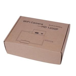 Image 5 - F130 WIFI אנדוסקופ מצלמה 8mm עדשת HD1200P רך קשה חוט אלחוטי עמיד למים פיקוח borescope למחשב אנדרואיד IOS צהוב
