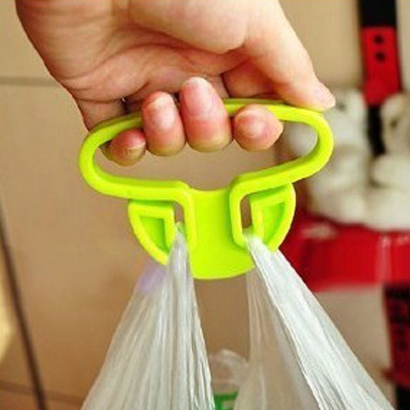 1 Convenient Grips Holder Handle Carrier Tool A Good Helper Of Multifunctional Bag Holder Device For