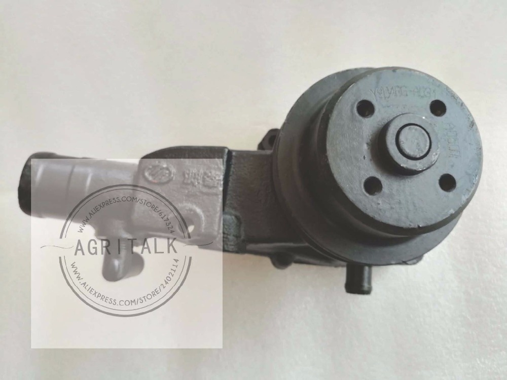 Yituo Yangdong YSD490ZLD for generator set, the water pump, part number: the crankshaft with set of main bearing rod bearing and thrust ring for yangdong ynd485q ynd485t part number