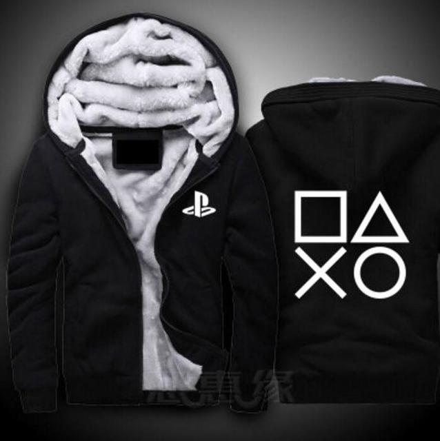 Теплая толстовка PS4 в ассортименте