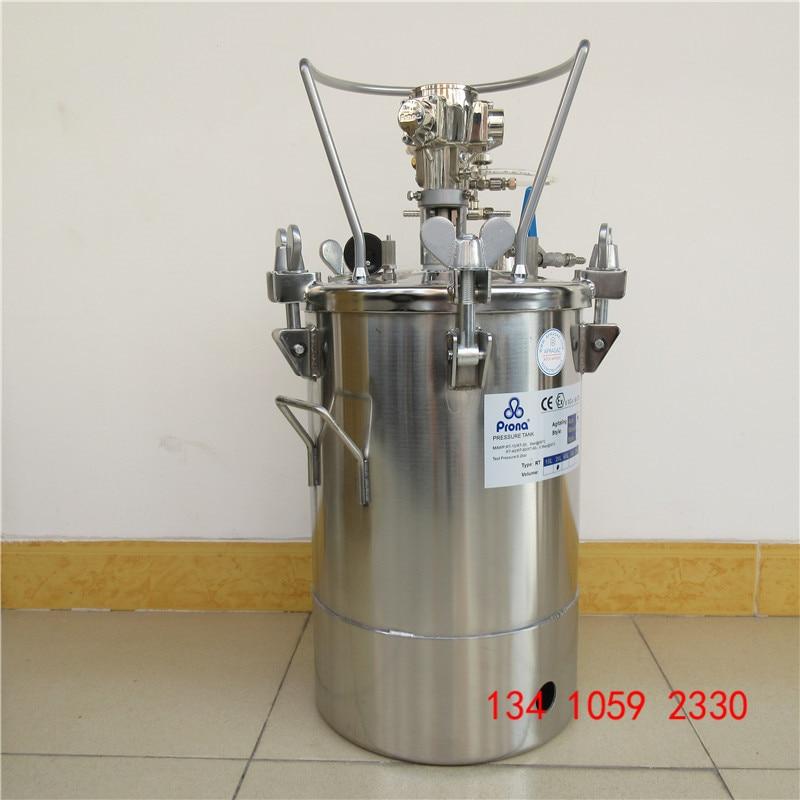 Prona automatinis maišytuvo dažų slėginis bakas RT-10AS, RT-20AS, - Elektriniai įrankiai - Nuotrauka 5