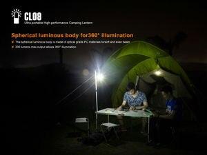 Image 4 - Fenix CL09 lumière de Camping 200 Lumens camping lanterne équipement lampe