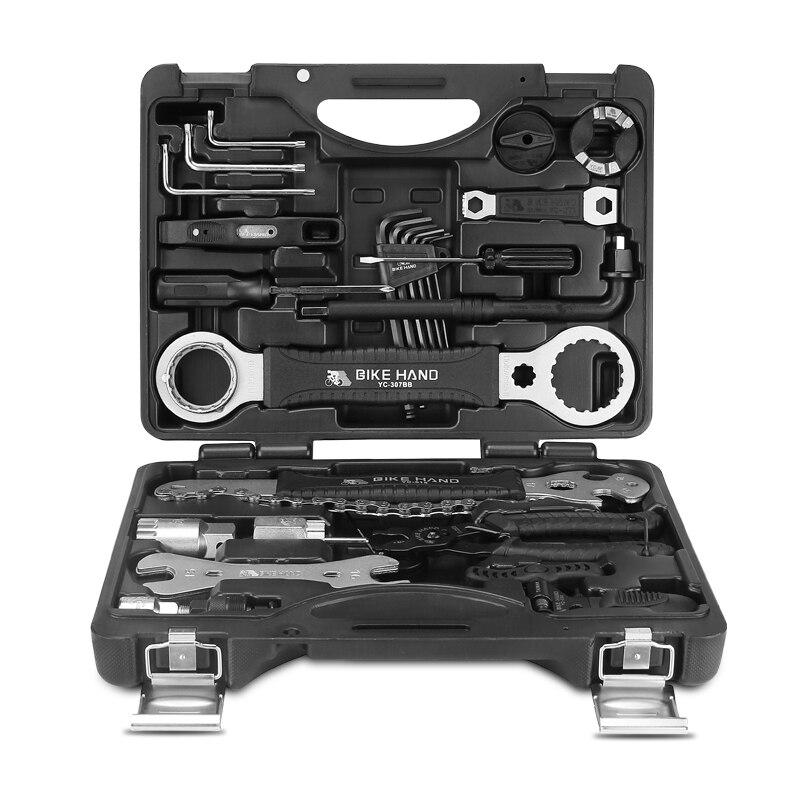 Kits d'outils de réparation de vélo outil de vélo professionnel multifonctionnel MBT ensemble d'outils de réparation de vélo de montagne ou outils de réparation quotidienne