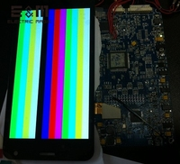 4.3 Inch OLED 960*540 Screen Module LCD RGB Pixel MIPI Interface AUO RM69032