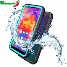 Redpepper Water Resistant Case for Huawei p20 Full Cover Protection Shell for Huawei p20 Pro Diving Underwater Shockproof Coque