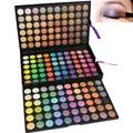 Pro Тени для век Макияж 180 Цвет Тени Для Век Make Up Kit Palette Set Косметика Для Женщин Красоты