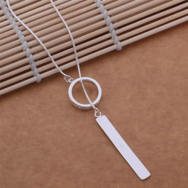 AN511 925 sterling wholesale silver Necklace 925 silver fashion jewelry pendant  /atxajlea bacajrja