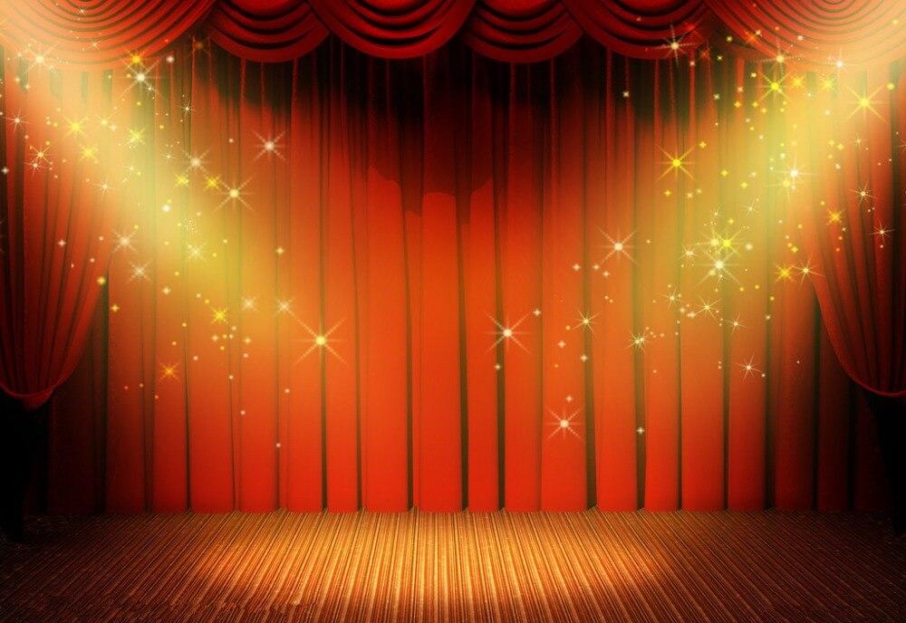Fondo teatro hd