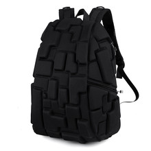 2016 Fashion Man Backpack Brand Designer Men's Travel Bag  Bags Men Computer Packsack Outsports waterproof Backpacks