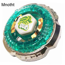 Mnotht Toy Beyblade Single Metal Fusion Fight masters ROCK LEONE BB30 NEW Rare WITHOUT Launcher Children