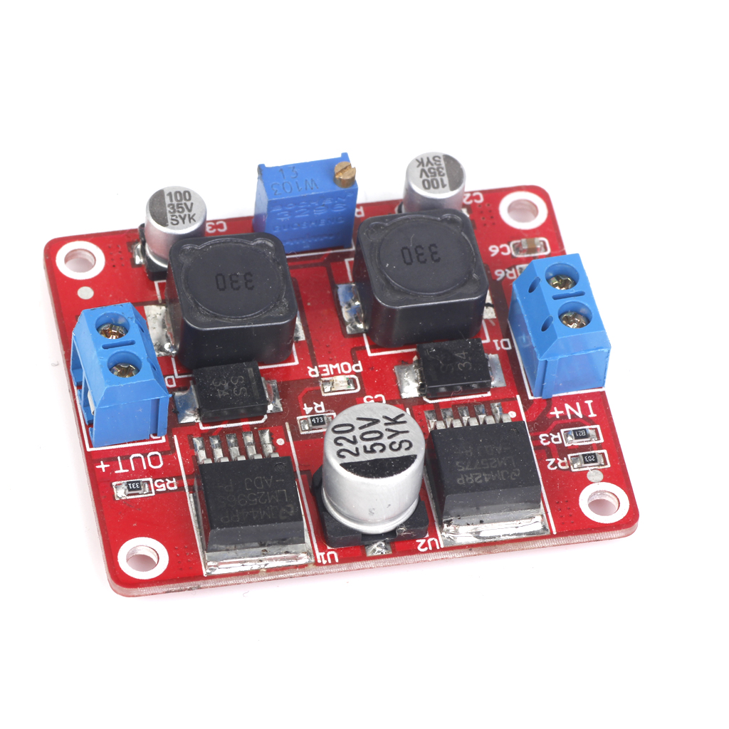 Automatic Step Up Step Down DC-DC Converter Power Supply Module